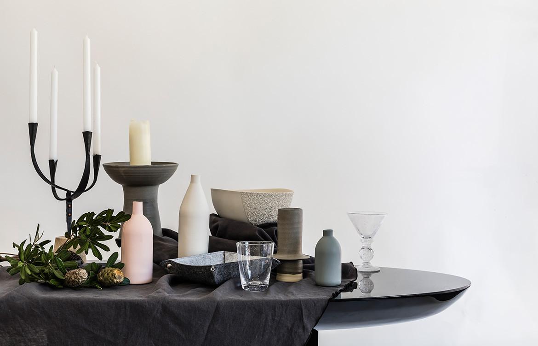 Habitus Loves... Winter Dunline Vase