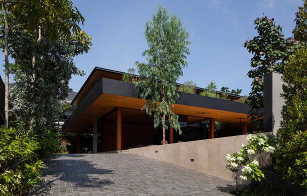 Verandah House Formwerkz Architects cc Fabian Ong exterior