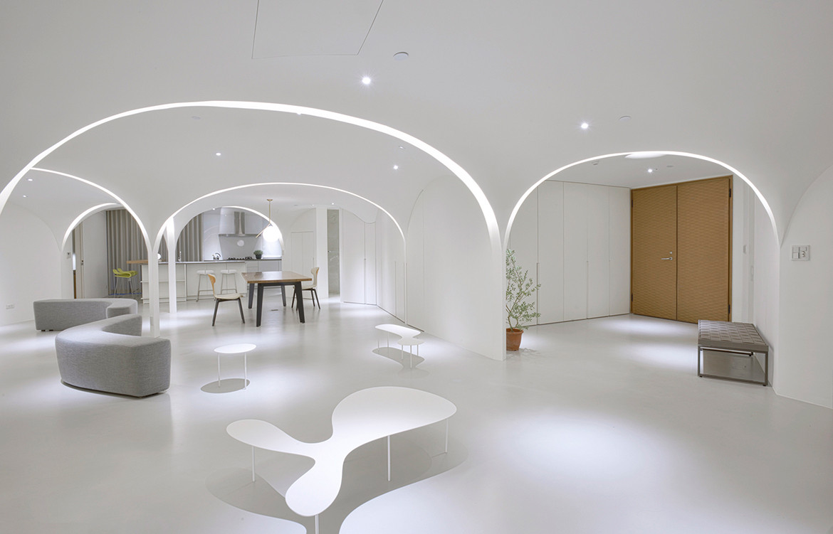 Very Studio | Che Wang Architects Sunny Apartment Taiwan living space