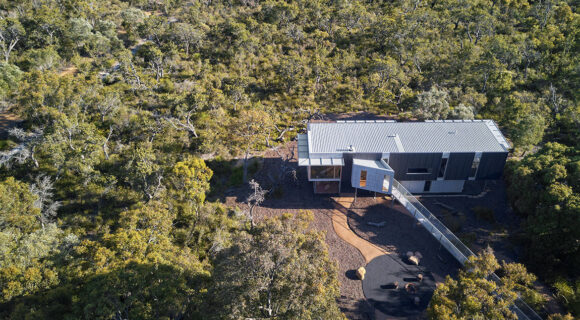 Wilderness House (Margaret River) by Archterra Architects cc Douglas Mark Black   Habitus House of the Year 2019