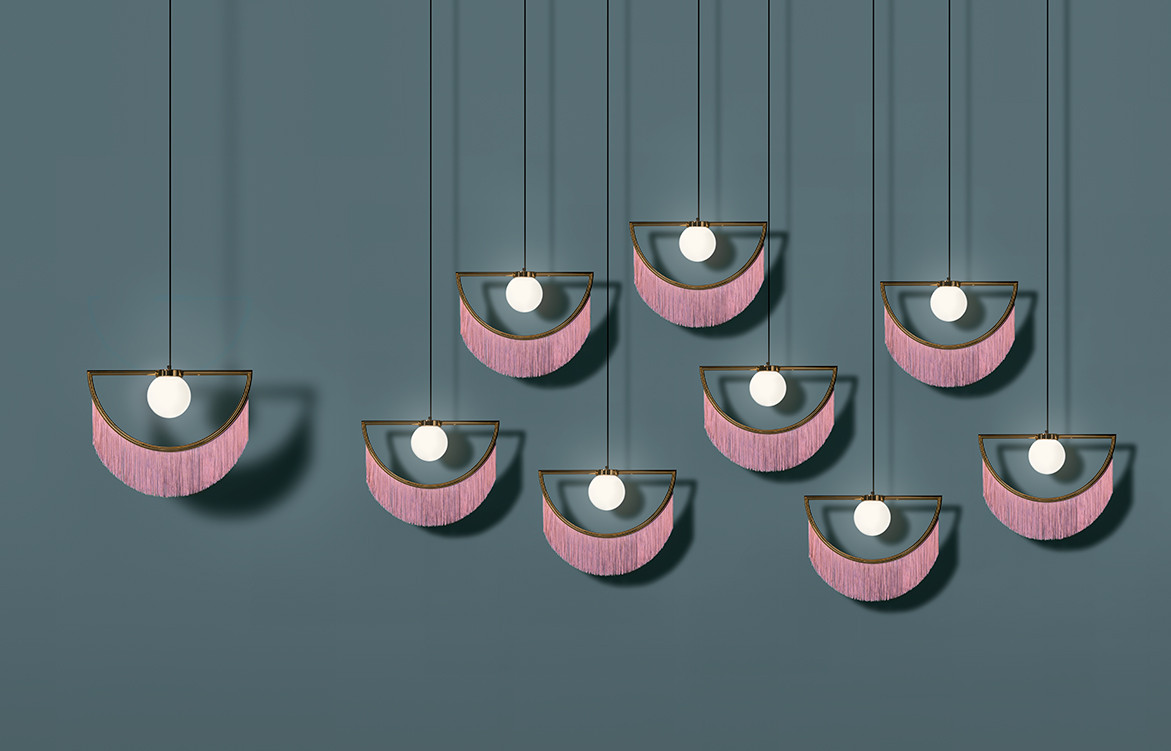 Habitus Loves… Mood Lighting | WINK pendant from Masquespacio and Houtique