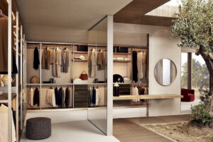 Senzafine Walk-In Closet