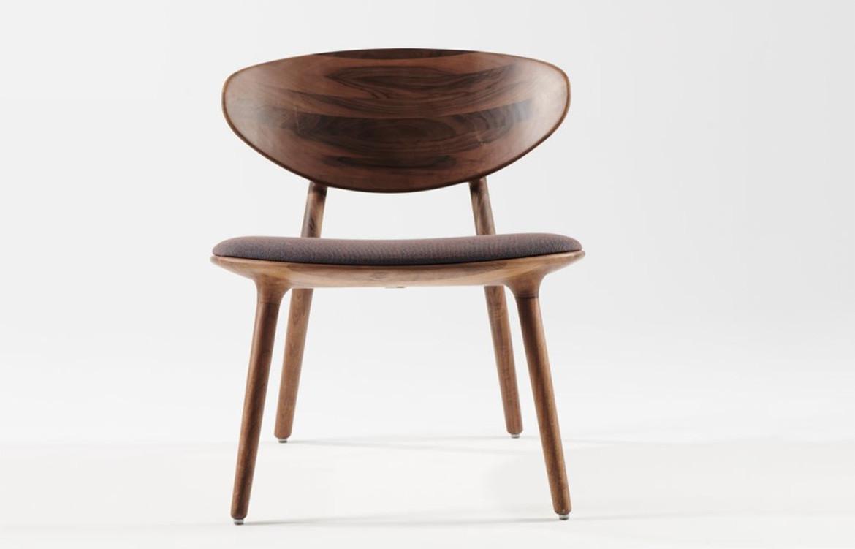 Wu Chair Dark Timber
