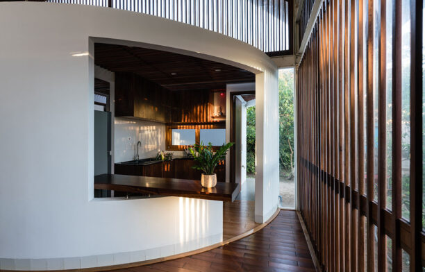 Kitchen design inspiration | YT House by rear studio