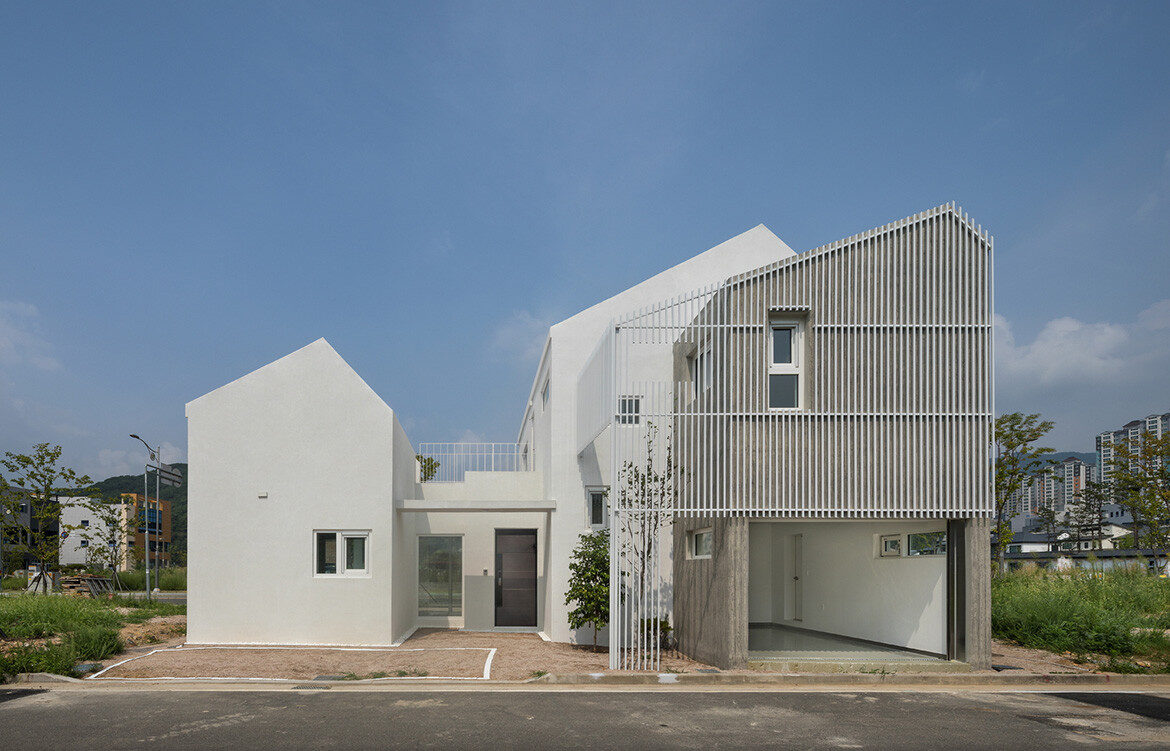 Yangsan House Architects Group Raum cc Yoon Joonhwan exterior