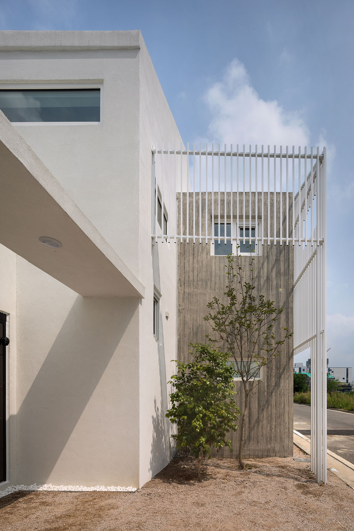 Yangsan House Architects Group Raum cc Yoon Joonhwan nature