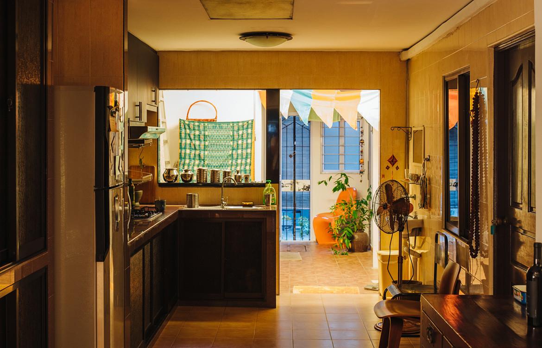 Yann Follain WY-TO Design Home kitchen