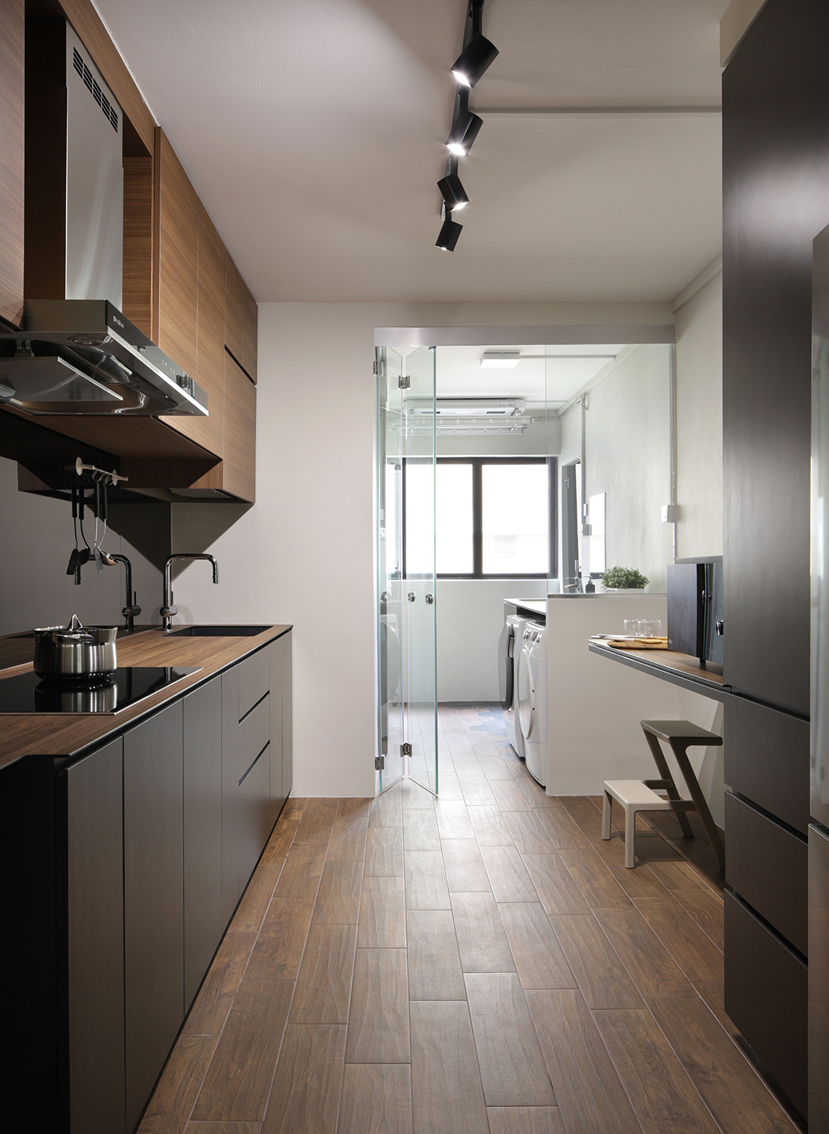 Yishun Apartment Prozfile kitchen