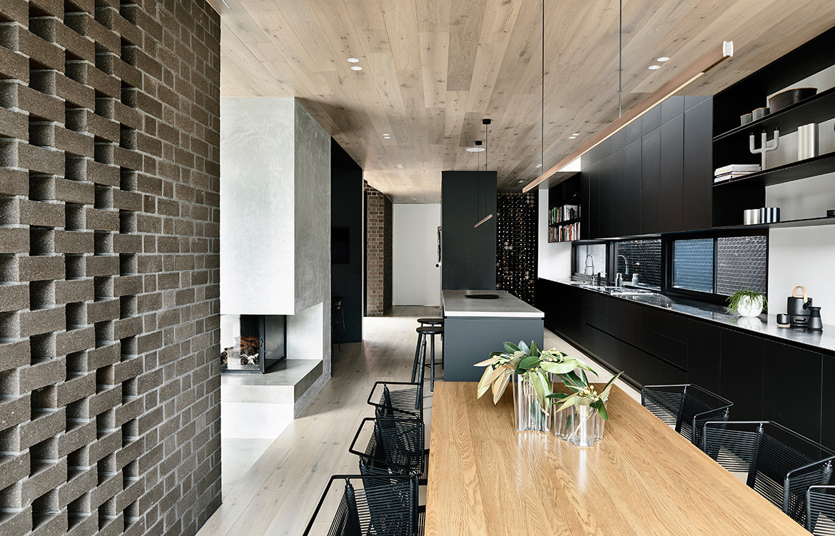 York Street Jackson Clements Burrows Architects CC Derek Swalwell kitchen dining