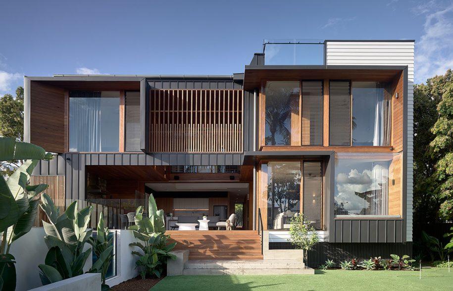 Z House CC Scott Burrows Shaun Lockyer Architects entrance
