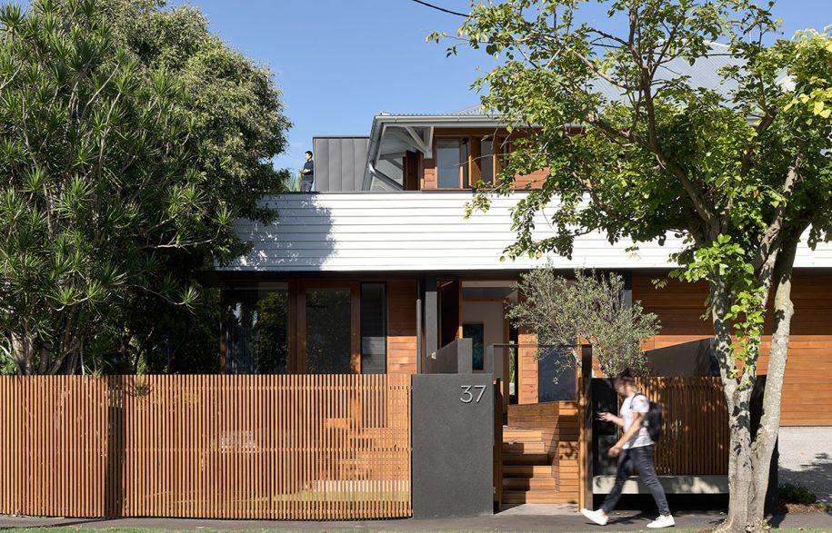 Z House CC Scott Burrows Shaun Lockyer Architects street