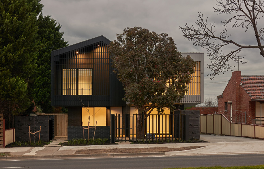 Expanding melbourne s suburban typology habitus living for Architecture firms melbourne