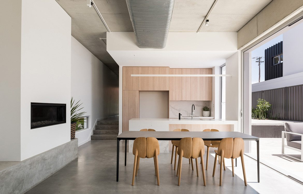 Axon Homes Photography by Dion Robeson Kitchen
