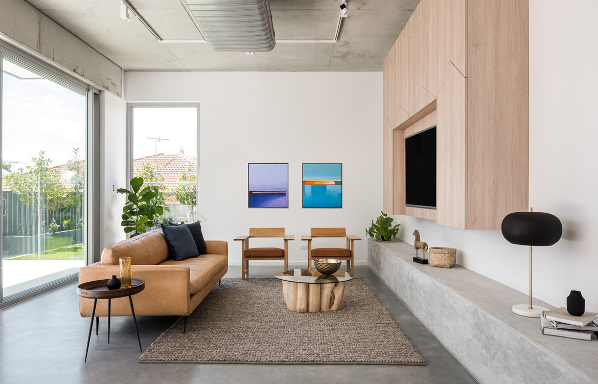 Axon Homes Photography by Dion Robeson Living room