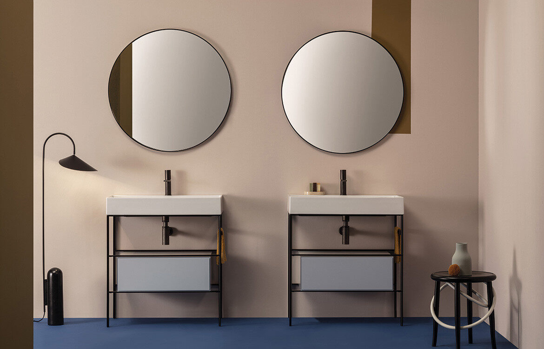 bathroom vanities ceramica globo