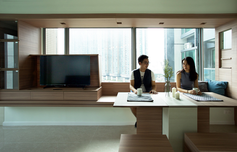 Bay House Sim-Plex Design Studio Dining