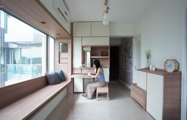 Bay House Sim-Plex Design Studio Table