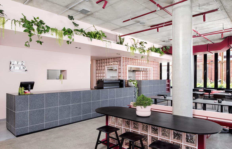 Living Innovation Machine A Cafe