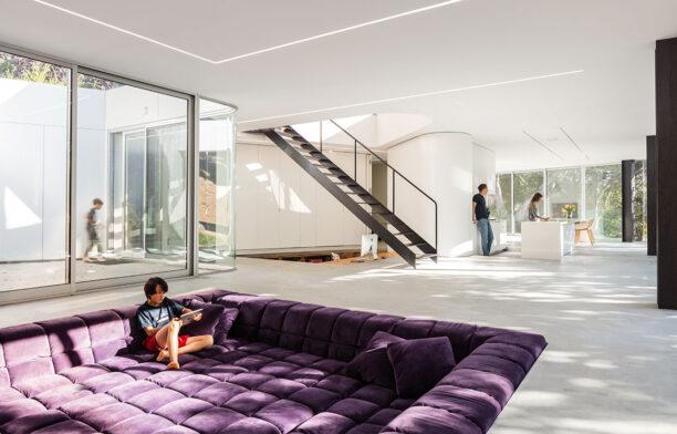 Conversation Piece: The Sunken Lounge