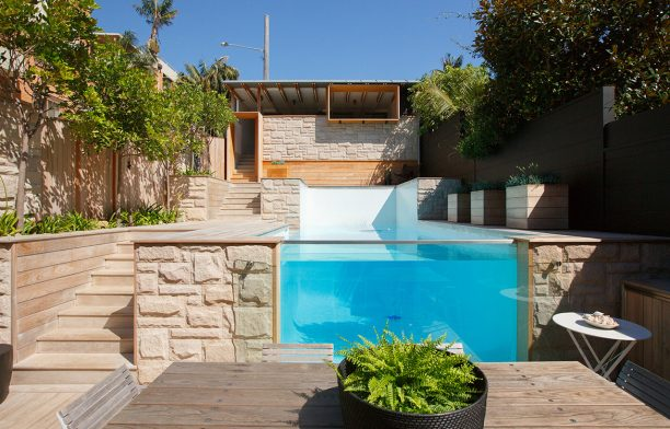 Buckandsimple Whyte House Swimming pool