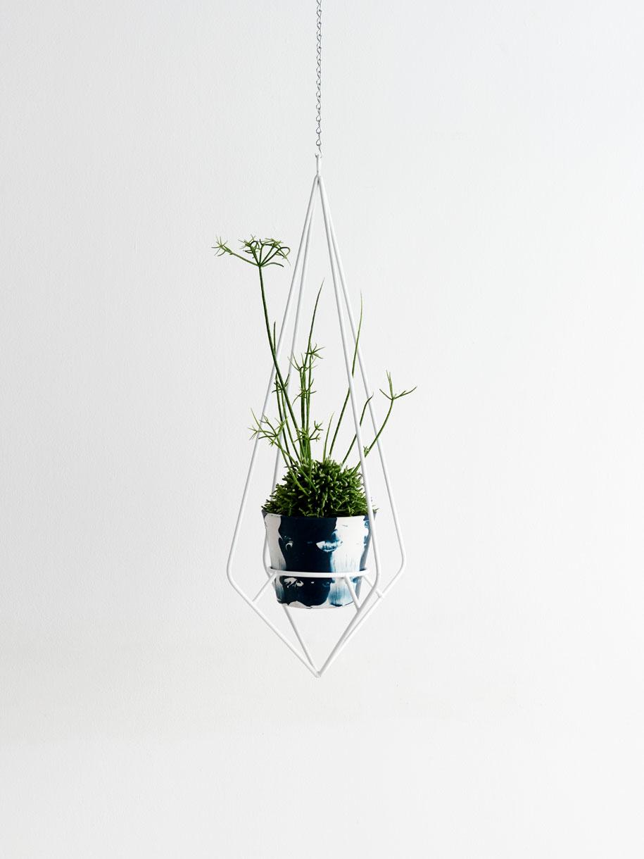 Capra Designs –Garden Pots and Stands –Habitus Living