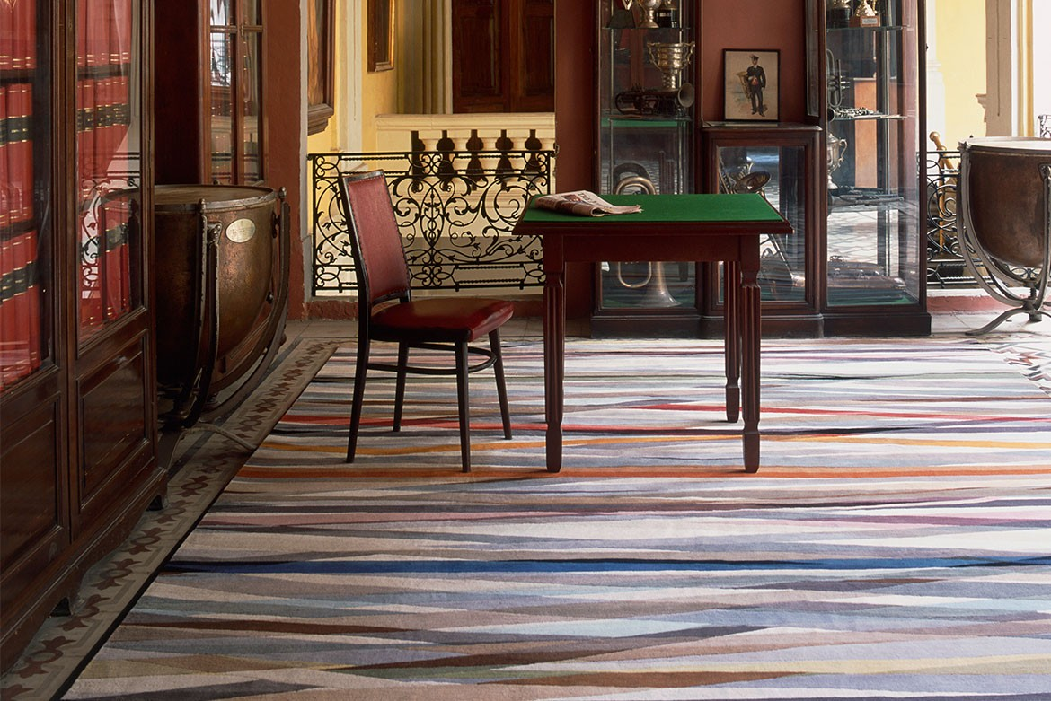 The rug company carnival by paul smith habitusliving vela sisterspd