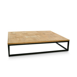 Aaron Elm Coffee Table