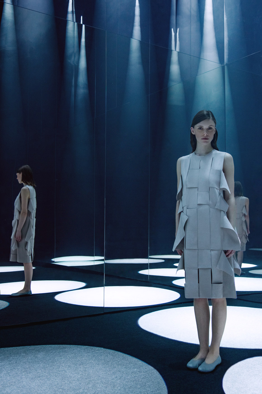 Cos x Sou Fujimoto - Salone del Mobile 2016 | Habitus Living