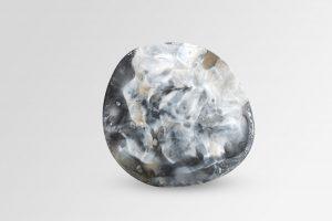 Resin Stone Dinner Plate