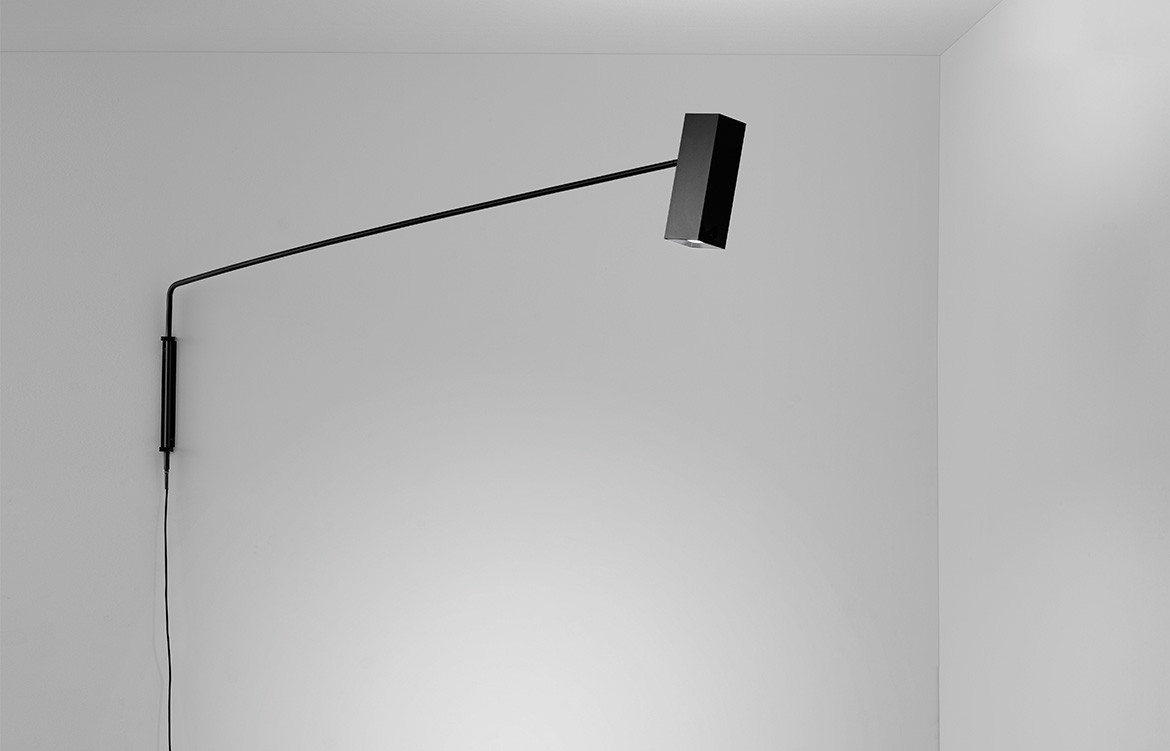 Espo Lighting Dejavu Black Wall lamp