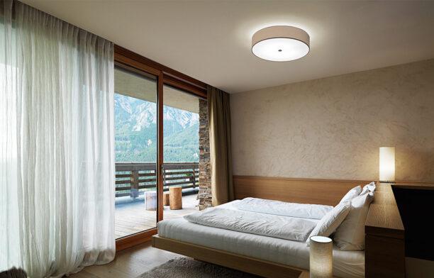 Espo Lighting Discovolante Bedroom