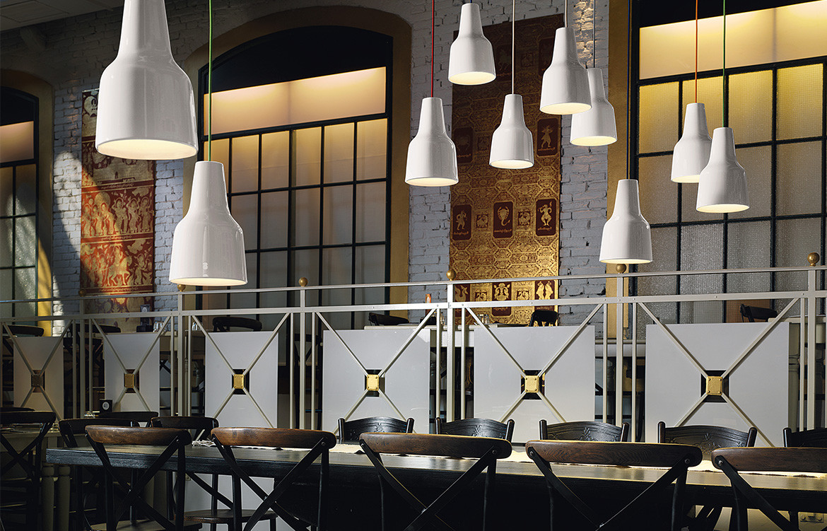 Espo Lighting Eva white