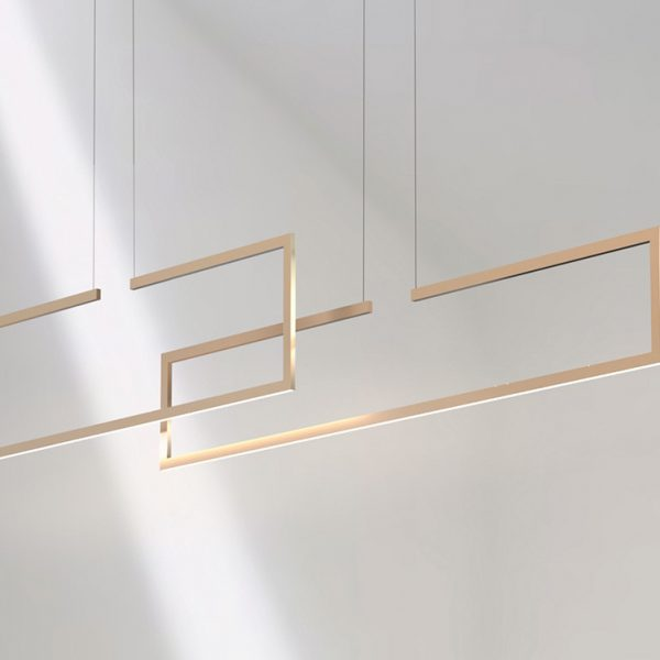 Espo Lighting Frame H Bronze