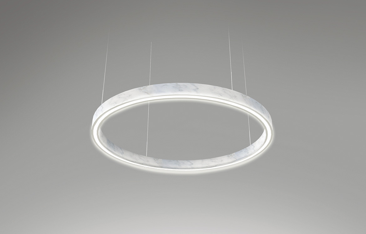 Espo Lighting Light Beam Circle