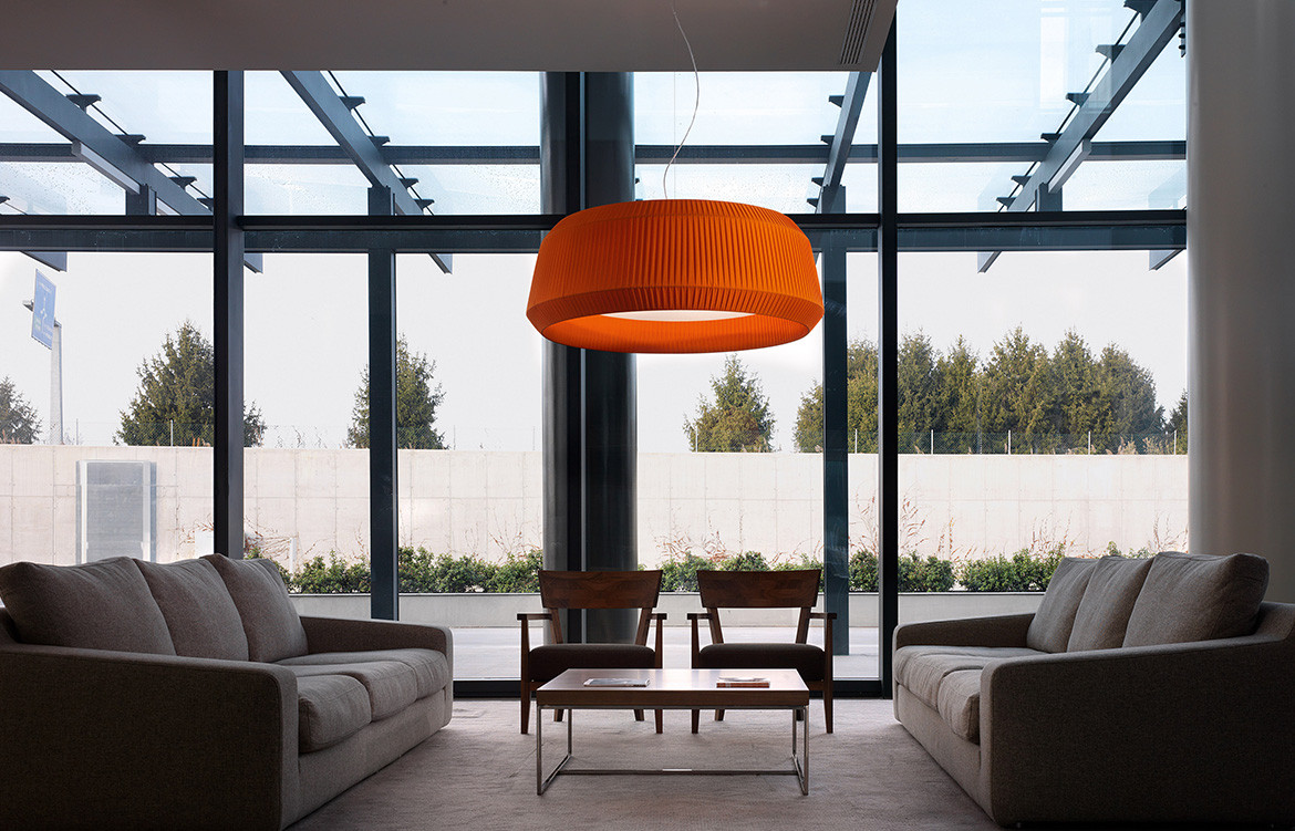Espo Lighting Loto Orange