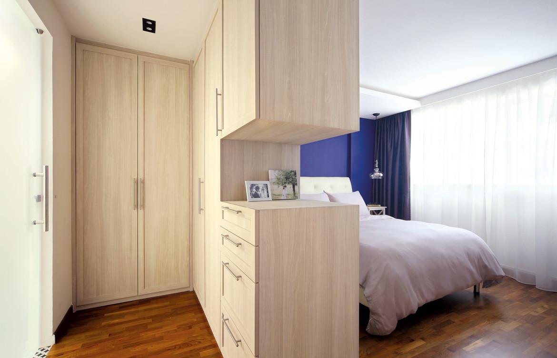 HDB Maisonette Bedroom