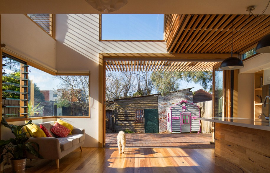 Westgarth Timber Project | Habitus Living