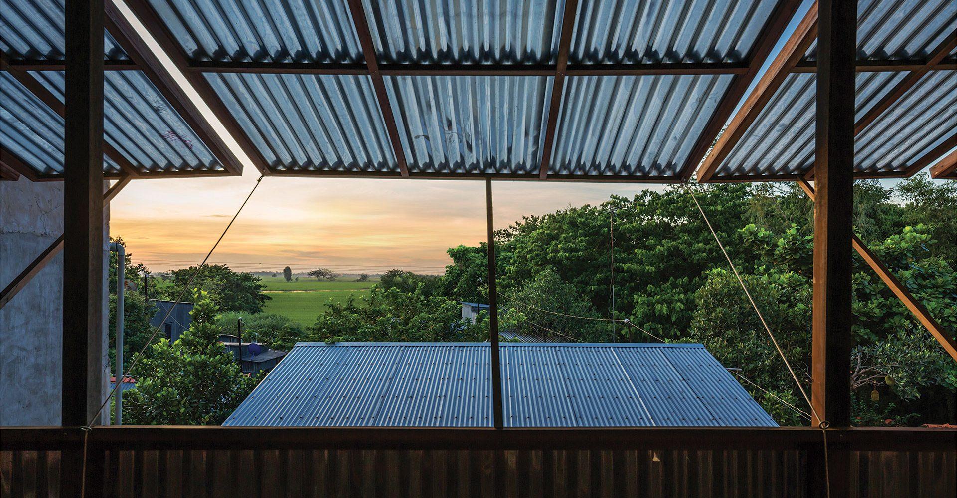 Chau Doc House