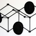 3d Hat Rack by Jason Koch