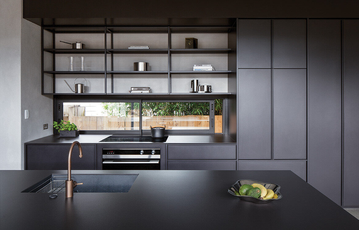The Integrated Kitchen And The Modern Home Habitusliving Com