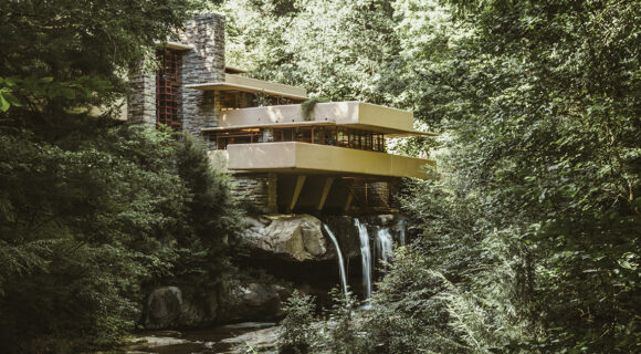 Seeing A New Perspective of Frank Lloyd Wright