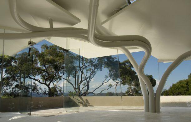 Leaf House Undercurrent Architects Interior