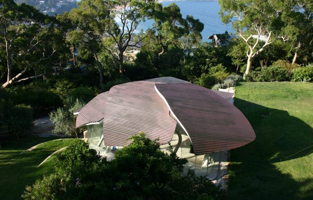 Leaf House Undercurrent Architects Rooftop