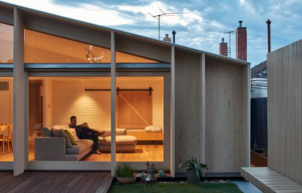 Lean To House Warc Studio Architect Sustainable Architecture | Habitus Living