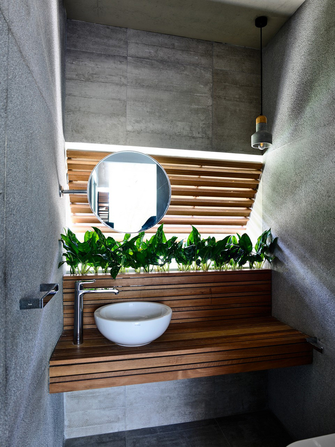 Lily Avenue HYLA Architects Bathroom