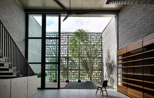 Lily Avenue HYLA Architects Garden