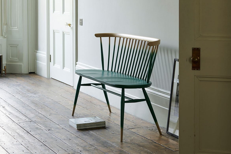 Temperature Design. Full Description. Ercol Originals Love Seat ...
