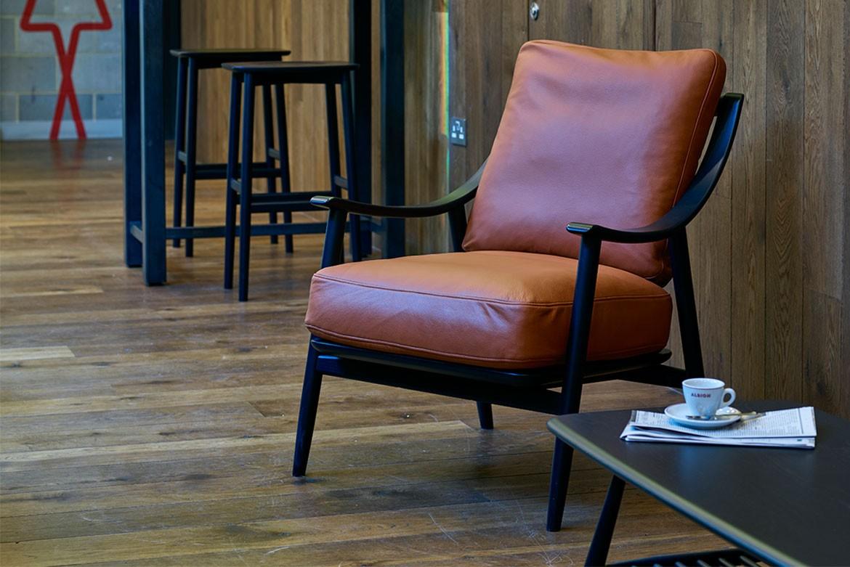 Ercol Marino Chair U0026 Sofa | Temperature Design | HabitusLiving Collection