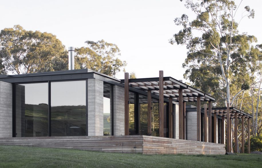 Matilda House Photography by Bon Hosking Facade