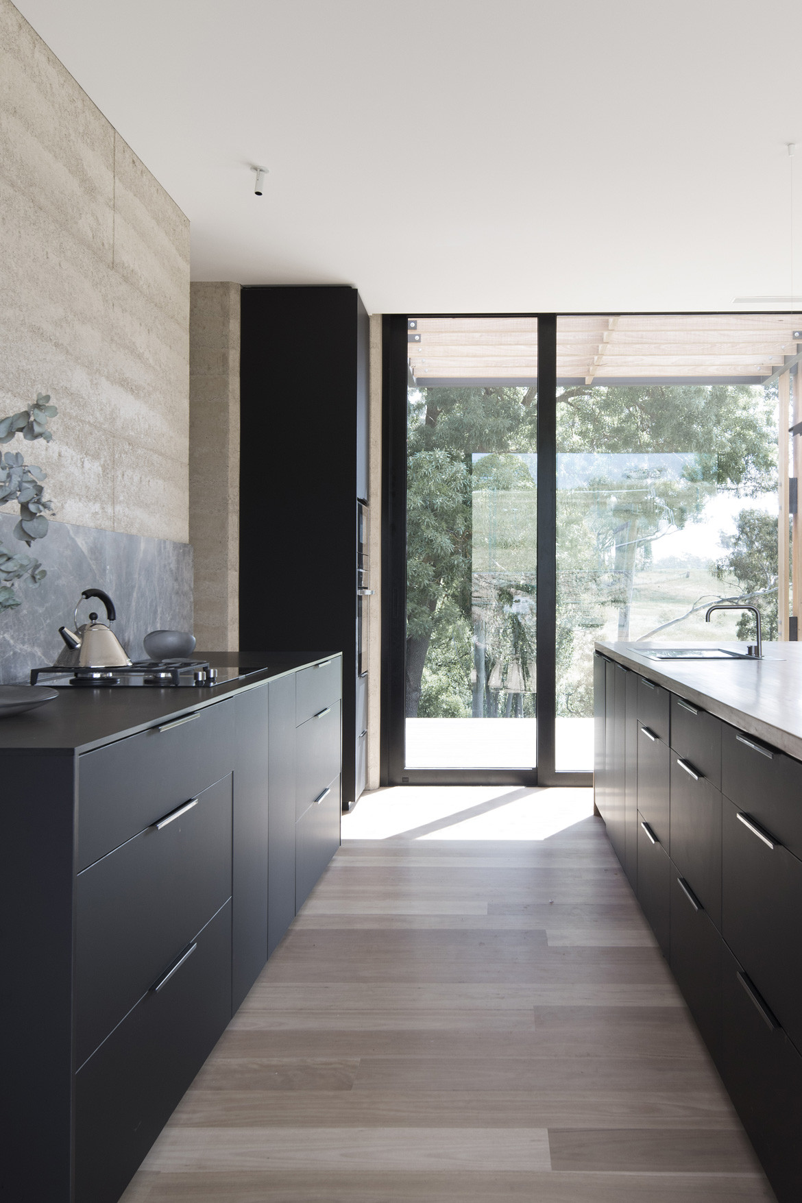 Matilda House Photography by Bon Hosking Kitchen